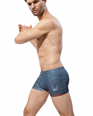 CROOTA NEW Mens Underwear, Seamless, Low Rise, Boxer Briefs, Open size S / M