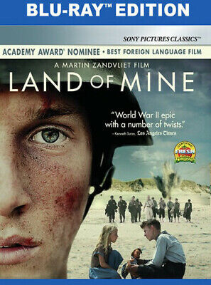 Land of Mine [New Blu-ray] Manufactured On Demand