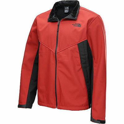 New Men's The North Face Apex Chromium Thermal Jacket Coat Red Small
