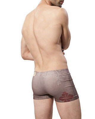 CROOTA Mens Underwear, Seamless Low Rise Boxer Shorts, Size S/M, Cool-Fit