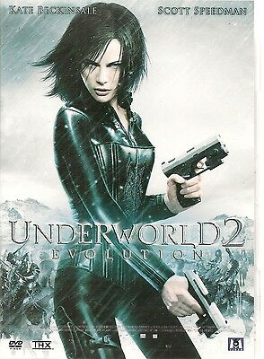 "DVD ""Underworld 2 evolution"" - NEUF SOUS BLISTER"