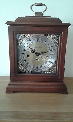 New Howard Miller Lynton Bracket Mantle Clock With Westminster Chimes Rrp £850.