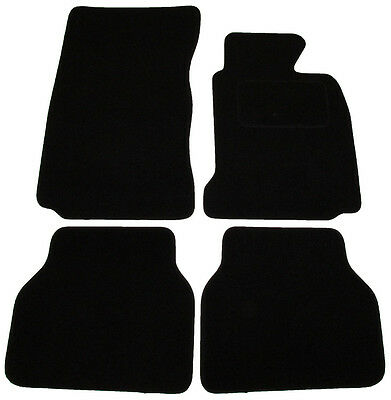 RUBBER DRIVERS FLOOR CAR MAT TAILORED 88-97 BMW E34 5 SERIES