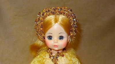 Madame Alexander Doll In Box, Sleeping Beauty #1595, 13 Inch, Blond Hair,
