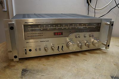 Rotel Rx-2001 Am/fm Stereo Receiver