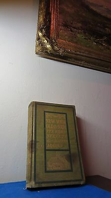 New York: Old and New by Rufus Wilson 1903 Antique Book  Illustrated