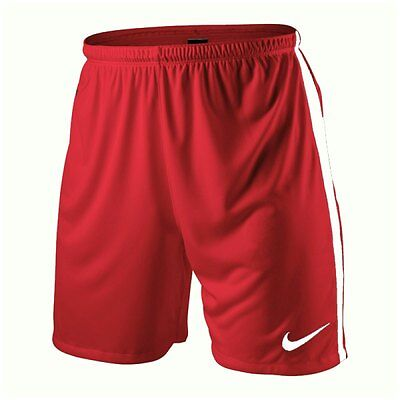 OFFICIAL NIKE DRI-FIT SHORTS Red/White - Size MENS M