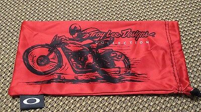 Oakley Troy Lee Designs Collection Microfiber Bag  Sunglasses