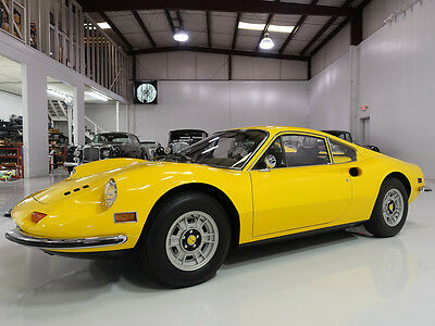 1971 Ferrari Other Dino 246 GT Coupe, owned by the editor of Autoweek 1971 Ferrari Dino 246 GT, prior long-term ownership, known history since new!