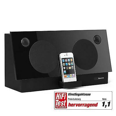 [RECONDITIONNÉ] STATION D ACCUEIL iPOD iPHONE CHARGEUR UNIVERSEL HIFI STEREO AUX