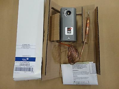 Johnson Controls Remote Bulb Temp Control Cooling Only Thermostat A19Aba-40C