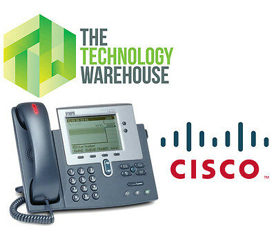 Cisco 7940G Unified Ip Business Phone - Fully Functional Voip Phone