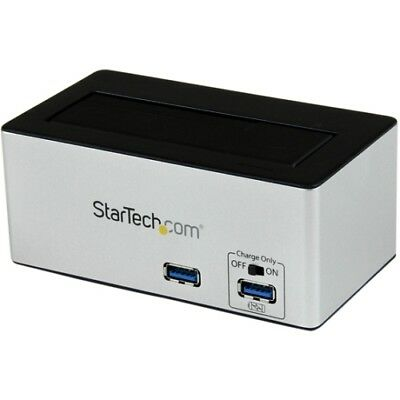 NEW Startech SDOCKU33HB HDD Dock Drive USB 3.0 w Fast Charge