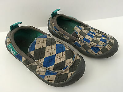 Chooze Toddler Boys Size 8 Scout Slip-On Shoes