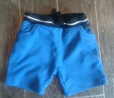 boys river Island shorts 6-9 months