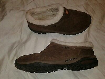 Girls Merrell slip on shoes/slippers.  Size 13 Excellent Condition. NICE