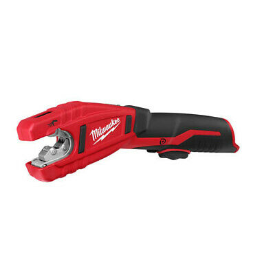 Milwaukee M12 12V Li-Ion Copper Tubing Cutter (Bare Tool) 2471-22 New