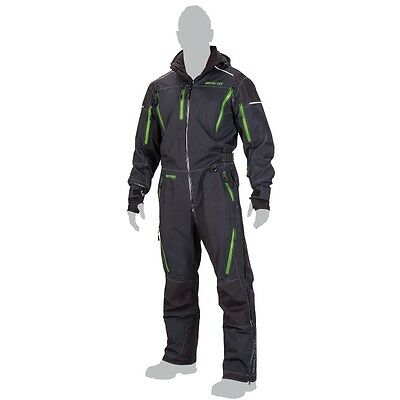 Arctic Cat Men's Pro Mountain One Piece Non-Insulated Breathable Suit - Green