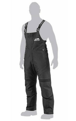 Arctic Cat Men's Premium A-Tex 200 Gram Snowmobile Bibs - Black - 5250-81_