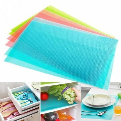 Can Be Cut Refrigerator Pad Antibacterial Antifouling Mildew Moisture Absorption