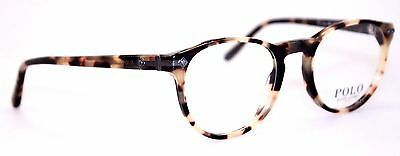 POLO Ralph Lauren Brille / Glasses PH2150 5004 Gr. 47 Konkursaufkauf // 395 (43)