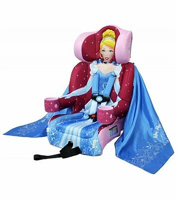KidsEmbrace Combination Booster Car Seat - Cinderella Brand New!! Free Shipping!