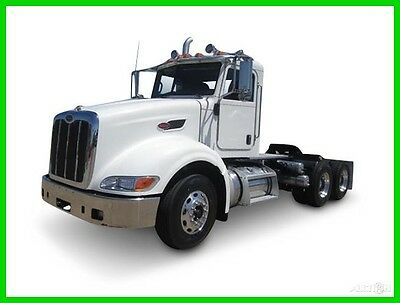 2012 Peterbilt 386 Used Day Cab.  Lease Maintained.  Very Clean.  Cummins Engine