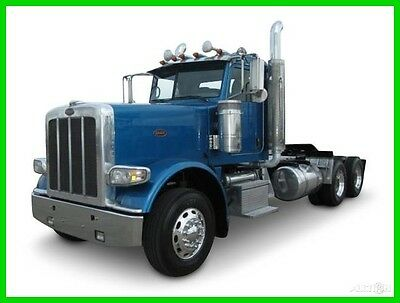 2011 Peterbilt 388 Used Day Cab.  Lease Maintained.  Very Clean.  New Tires.