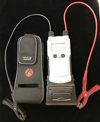 Argus Digital Battery Analyzer Aa500P With Thermal Test Report Printer Aatpr10
