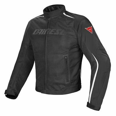 Dainese G. Hydra Flux D-DRY Black Black White, motorcycle jacket, NEW!