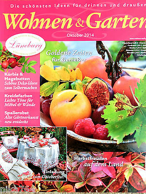 wohnen garten september 2011 zeitschrift eur 1 00. Black Bedroom Furniture Sets. Home Design Ideas