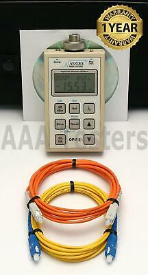 AFL Noyes OPM5-2C SM MM Fiber Optic Power Meter OPM 5 OPM5 2C OPM5 2