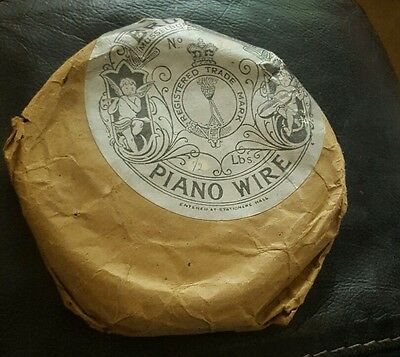 Vintage Pack BRUNTONS Piano Wire