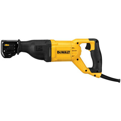 DEWALT 12 Amp Variable Speed Reciprocating Saw DWE305R Reconditioned