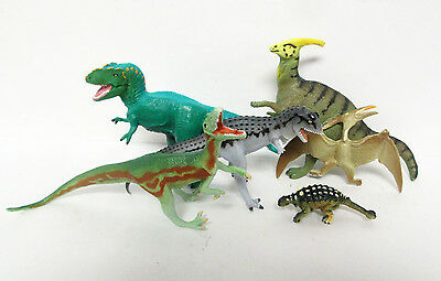 Carnegie Safari Ltd Dinosaur Figure PVC Plastic Toy Set Lot Baryonyx 1988-1997