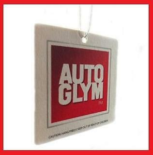 Autoglym Air Freshener Brand New Sealed X 10 Free Delivery
