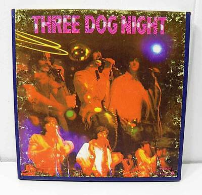 Three Dog Night Self Titled 1st Album Reel to Reel Tape 3-3/4 IPS Play Tested OK