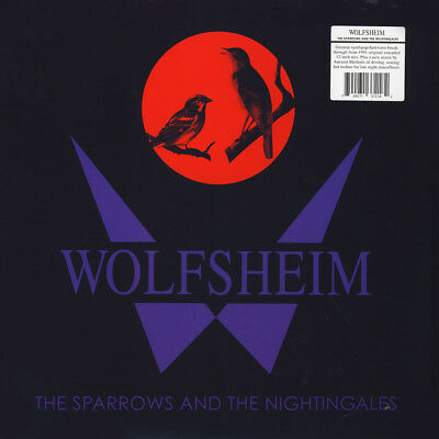 "Wolfsheim - The Sparrows And The Nightingales (Vinyl 12"" - 1991 - US - Reissue)"