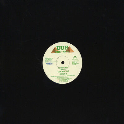 """Mikey B - So Wrong / Just The Two Of Us (Vinyl 12"""" - 1995 - UK - Reissue)"""