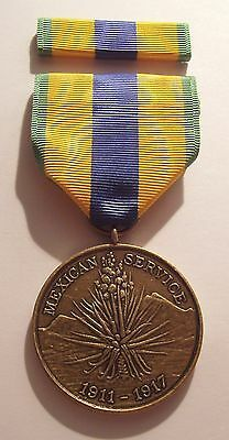1911-17 U.S. Army Mexican Service Medal with RIBBON