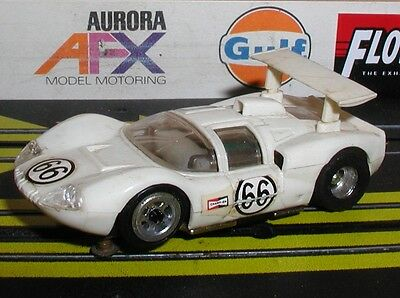 VINTAGE TYCO TYCOPRO SLOT CAR CHAPARRAL a
