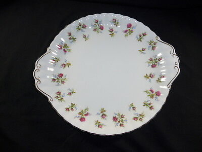 Vintage Royal Albert  WINSOME Handled Cake Plate