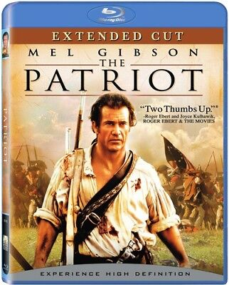 The Patriot [New Blu-ray] Extended Edition, Subtitled, Widescreen, Ac-3/Dolby
