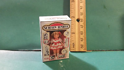 Barbie 1:6  Miniature Toy Cabbage Patch Doll Box for Kelly Toyroom NO REAL DOLL