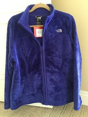 NWT The North Face Women's Morningside  jacket-Ultramarine Blue- Size XL