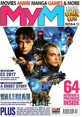 Mym Magazine #64 (July 2017)