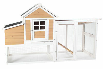 SummerHawk Victorian Barn Chicken Coop