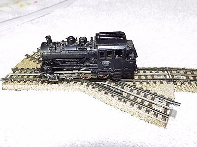 Marklin HO Gauge Trains Engine CM800 and accessories - tracks etc