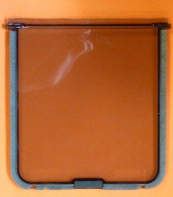 Spare  Door For Pet Mate  Cat Flap 256 & Dog Flap 259
