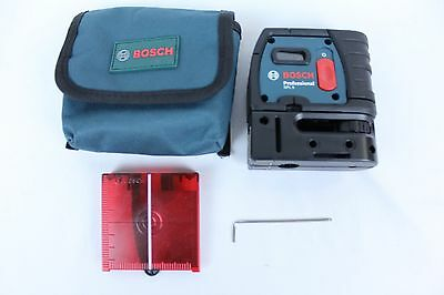 Bosch Professional GPL 5 Self-Leveling 5-Point Alignment Laser Level